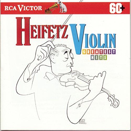 Heifetz Violin Greatest Hits