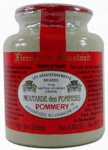 Pommery Fireman's Mustard