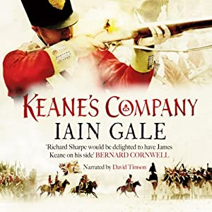 Keane's Company Audiobook