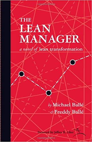 The Lean Manager by Michael Ballé & Freddy Ballé