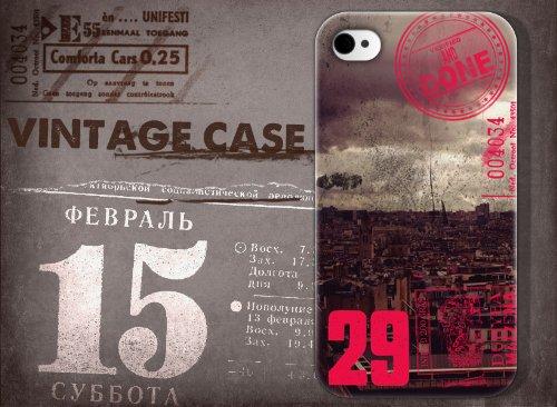 Master Case - Coque iPhone 4/4S Vintage Case - Post Mail