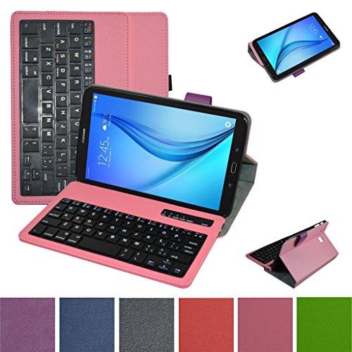 huge selection of e20fb 7a586 Tab E 8.0 Bluetooth Keyboard Case,Mama Mouth Coustom Design Slim ...
