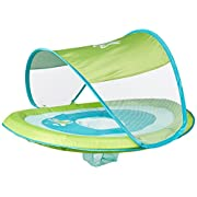SwimWays Baby Spring Float Sun Canopy (Colors may vary)