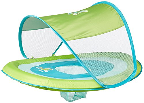 SwimWays Baby Spring Float Sun Canopy (Colors may vary) Infant New Potatoes