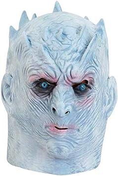 VVmasks Juego de Tronos for Hombres Máscara de Cabeza Completa for Hombres, Máscara de látex Cosplay Trono Disfraz Máscara de Fiesta: Amazon.es: Juguetes y juegos