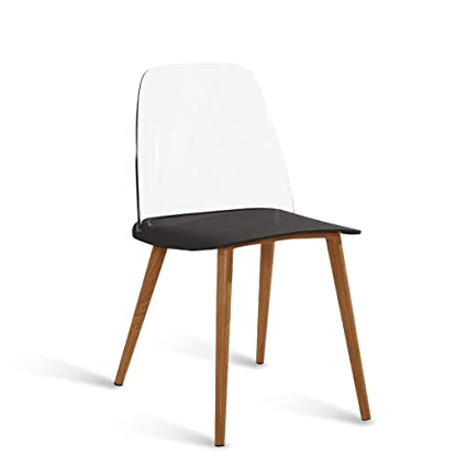ZfgG Fashion Nordic Creative Danish Designer Dining Chair To Discuss Casual  Home Creative Personality Modern Minimalist