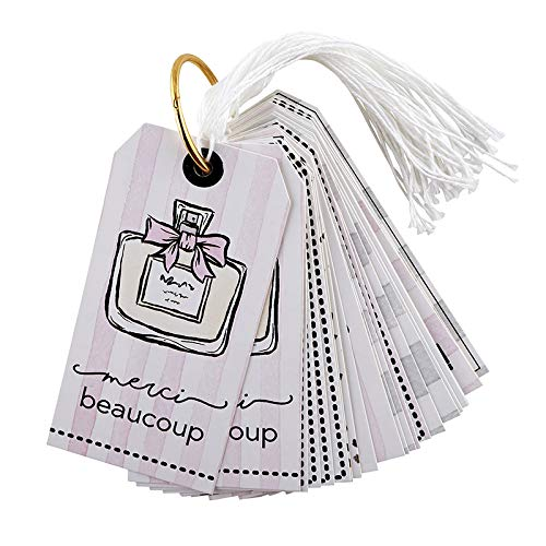 Michel & Co All Occasion Gift Tag Book - 24 Assorted Gift Tags