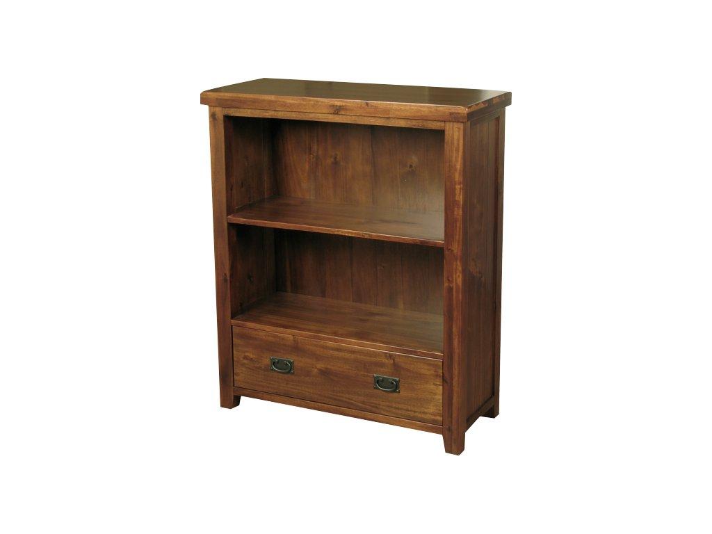 Akazie massiv Holz Bücherregal/Wohnzimmer Möbel