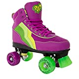 Rio Roller Child Quad Skates - Grape