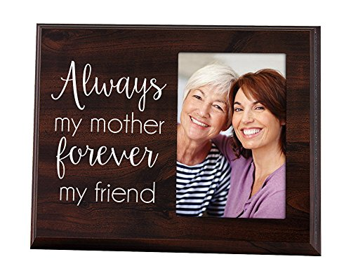 Elegant Signs Mothers day from Daughter Photo Gift Mom Always My Mother Forever my Friend