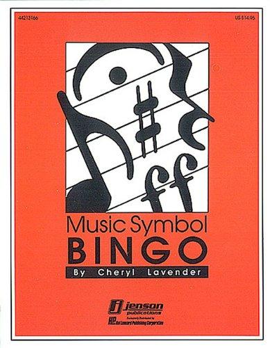 Music Symbol Bingo