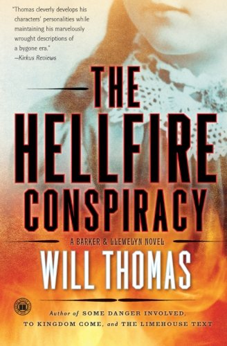 The Hellfire Conspiracy (Barker & Llewelyn, No. 4)