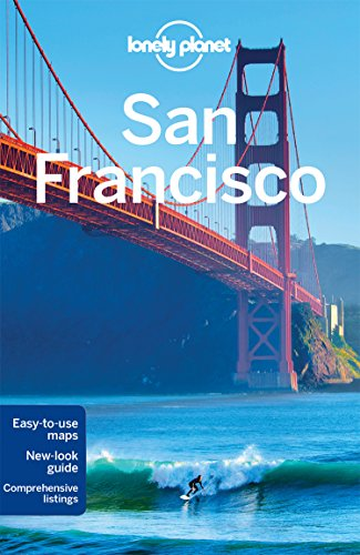 Lonely Planet San Francisco (Travel - Ferries Golden Star
