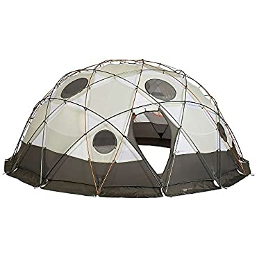 Mountain Hardwear Stronghold 10 Person Tent (State Orange)