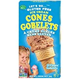Let's Do… Gluten Free Ice Cream Cones, 36 Grams