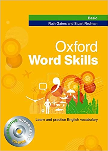 oxford word skills advanced  Oxford Word Skills Basic: Student's Pack (Book and CD-ROM): Ruth ...