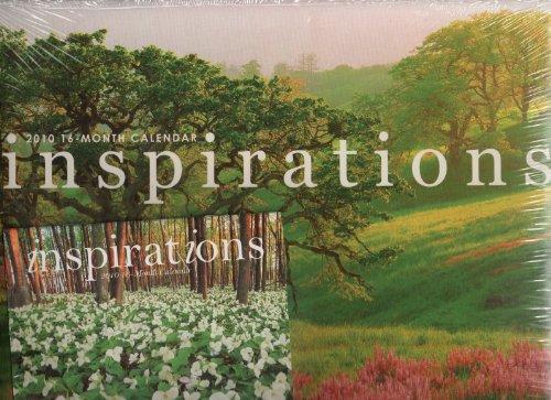 Inspirations 2010 16 Month Wall Calendar