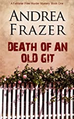 Death of an Old Git (The Falconer Files Book 1)