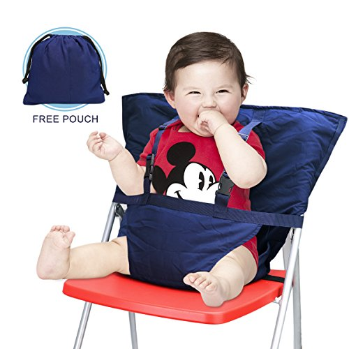 Baby High Chair Harness, Portable Infant Toddler Highchair S