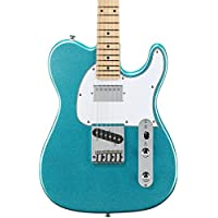 G&L Limited Edition Tribute ASAT Classic Bluesboy Electric Guitar (Turquoise Mist)