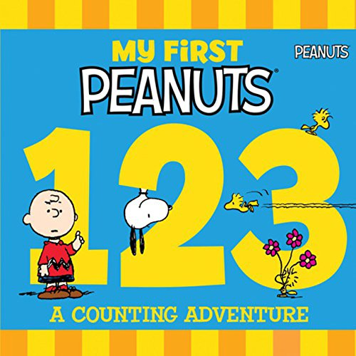 My First Peanuts: 123: A Counting Adventure for $<!--$8.99-->