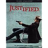 justified - season 03 (3 dvd) box set dvd Italian Import