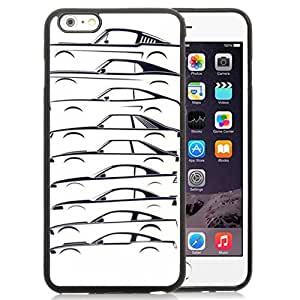 Mustang Designs Durable High Quality iPhone 6 Plus 5.5 TPU Phone Case