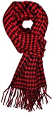 Ted and Jack -Ted's Classic Cashmere Feel Houndstooth Pattern Scarf