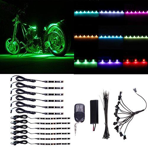 Kawasaki Ninja 650R Led Light Kits - 8