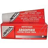 IMPECA Argenterie Cuivre Etain Inox - 100 g