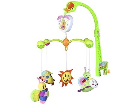 Juguete para Cuna o Cochecito Carrusel de Bebé Musical de ...