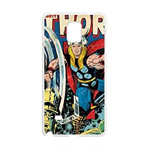 Shrewd Thor Cell Phone Case for Samsung Galaxy Note4