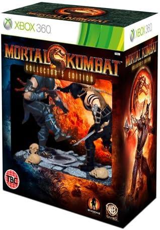 Mortal Kombat - Kollectors Edition Xbox 360 [Importación Inglesa ...