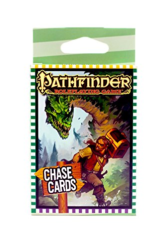 Pathfinder Role playing game Chase Cards
