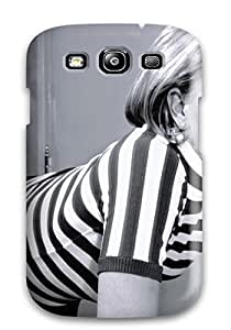 Anti-scratch And Shatterproof Charlize Theron 119 Phone Case For Galaxy S3/ High Quality Tpu Case