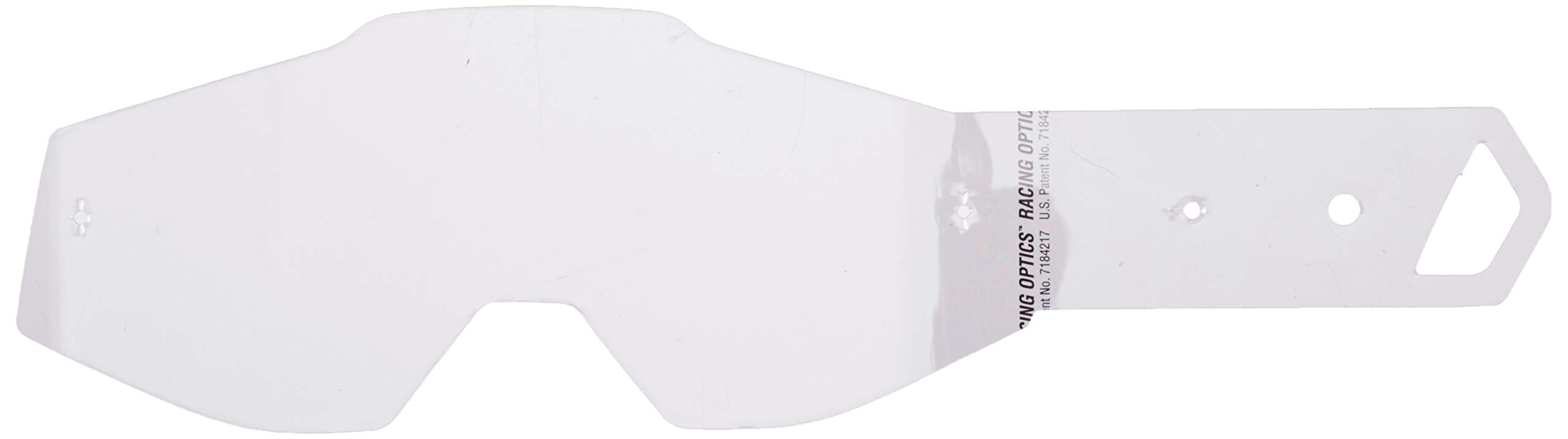 100% 51010-010-02 Laminated Tear-Offs ,Clear Lens, Free Size by 100%