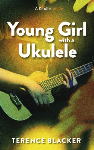 book cover of Young Girl with a Ukulele