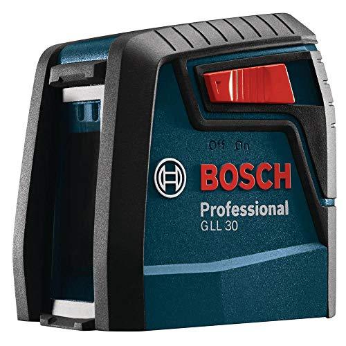 ROBERT BOSCH TOOL GROUP GLL 30 Cross Line Laser Level,