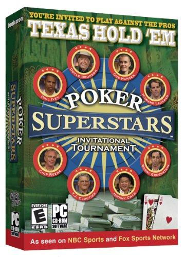 - Texas Hold 'Em Poker SuperStars Invitational Tournament