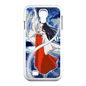Cartoon Inuyasha for Samsung Galaxy S4 I9500 Phone Case 8SS458389