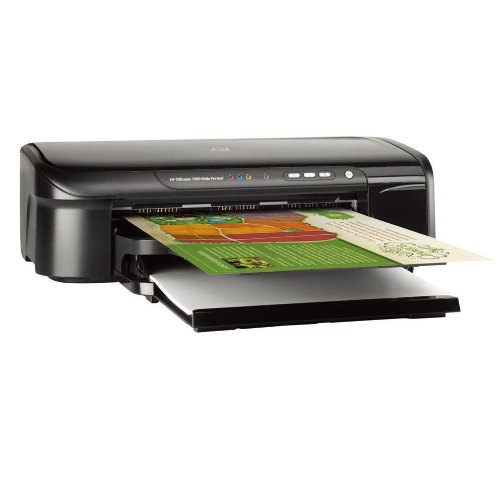 HP Officejet 有線LAN対応 黒顔料4色独立インク A3インクジェットプリンタ 7000 B002MKOPWU