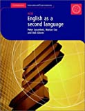 English as a Second Language, Peter Lucantoni and Marian Cox, 0521000513