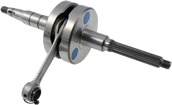Kurbelwelle Doppler Für Simson Spatz 50cc Yamaha Aerox Axis Breeze Jog R Rr Neos Why Zest Auto