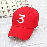 IVYRISE Embroider Chance Baseball Caps Hats Cool