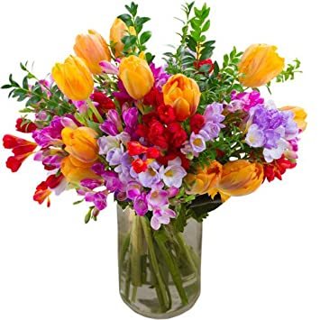 Fresh Just Because Flowers With Free Delivery Say It With A