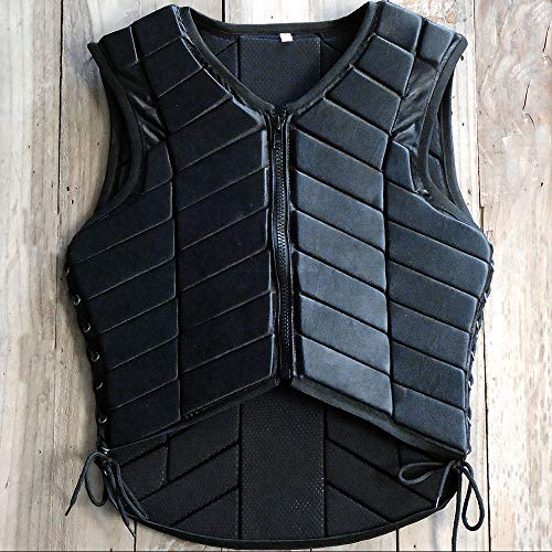 HILASON X Small Adult Safety Equestrian Eventing Protective Protection Vest from HILASON