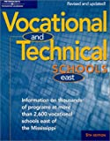 Vocational and Technical Schools, Peterson's Guides Staff, 0768907225