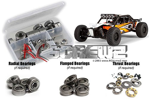 RCScrewZ Axial Racing EXO Terra Buggy Metal Shielded Bearing Kit #axi005b (Axial Kit Buggy Exo Terra)