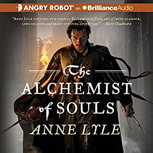 The Alchemist of Souls Audiobook