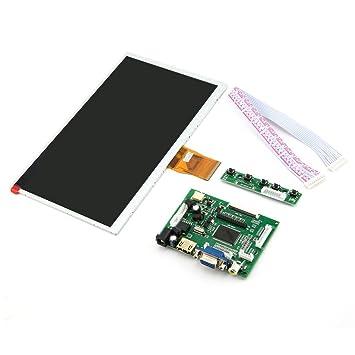 Módulo de Pantalla TFT LCD de 9 Pulgadas HDMI + Tarjeta ...